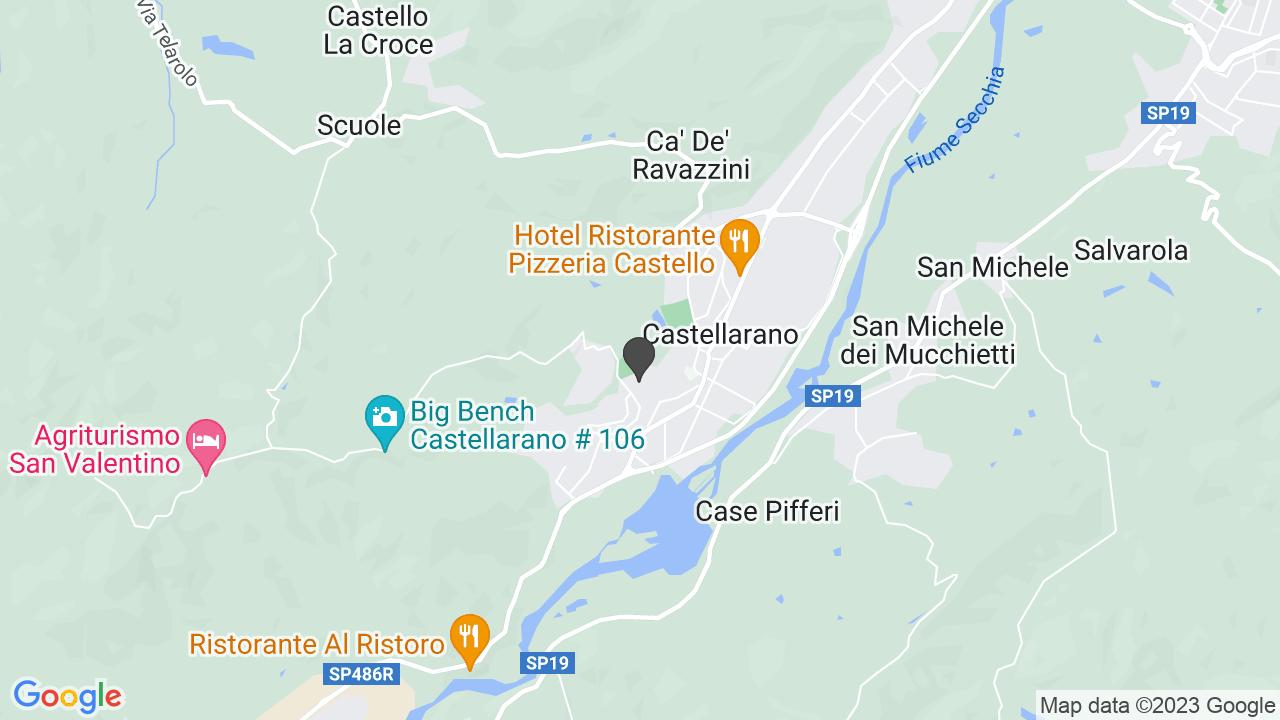 CIMITERO CASTELLARANO