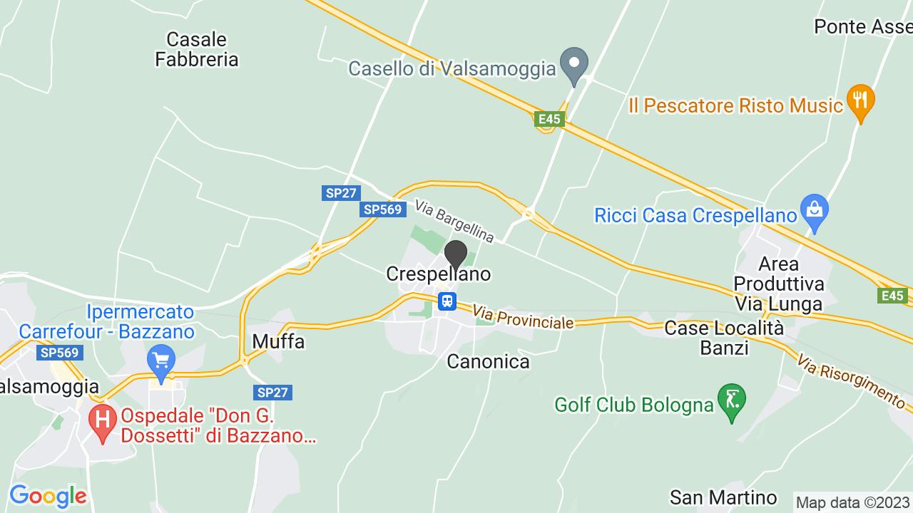 Via Rio Di Crespellano 17  (BO)