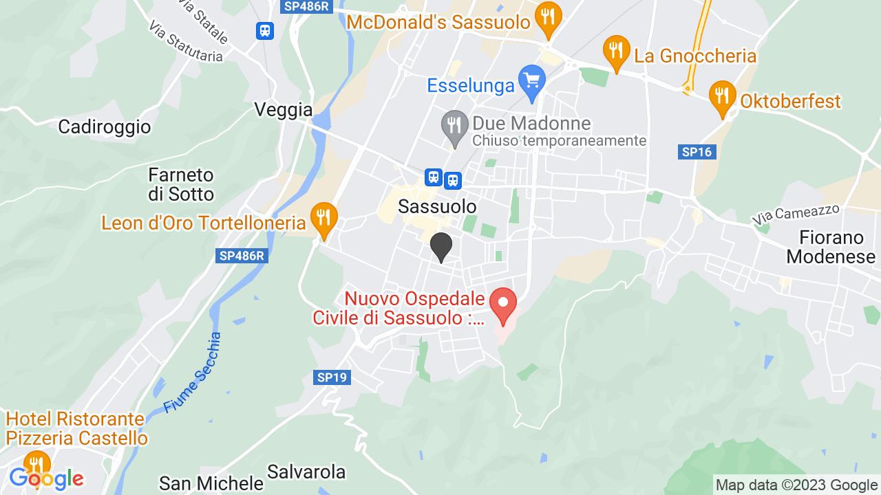 CIMITERO SAN PROSPERO SASSUOLO
