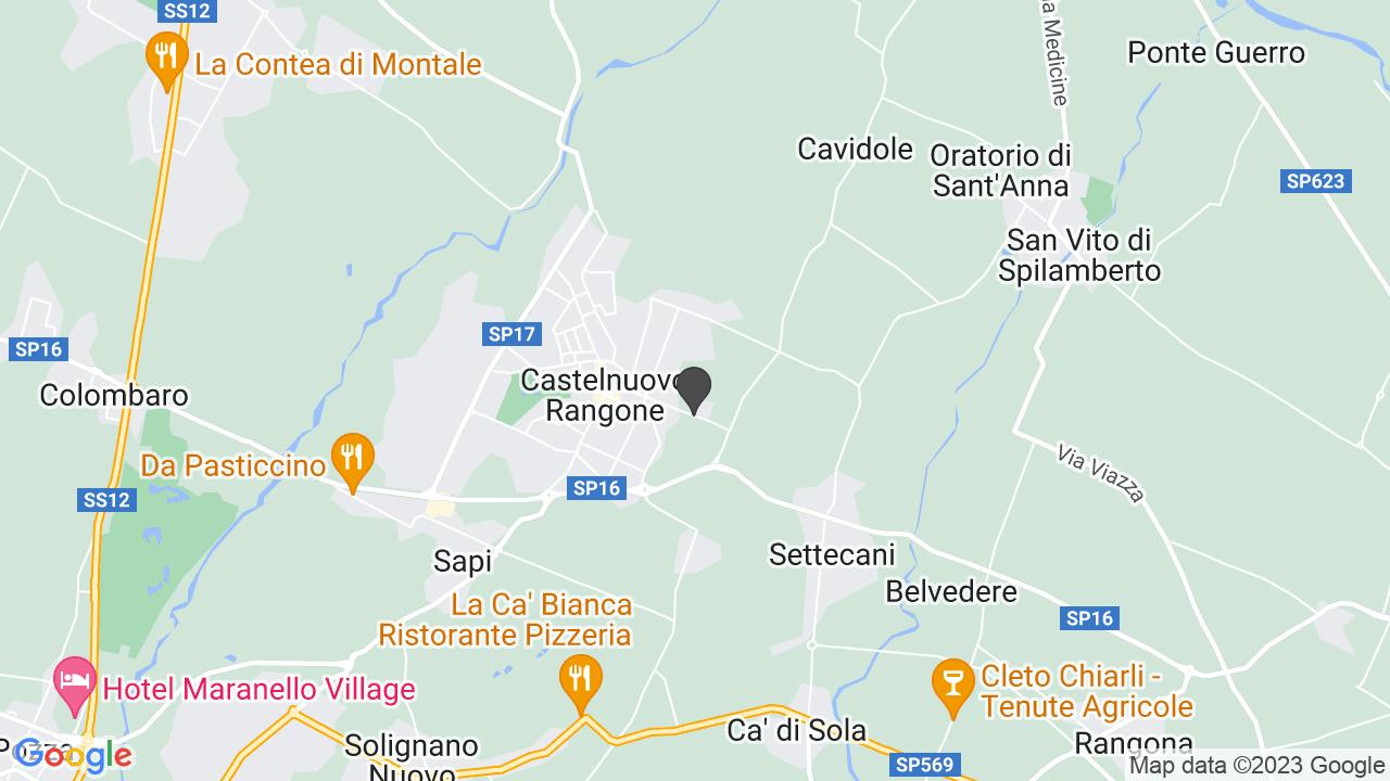 CIMITERO CASTELNUOVO RANGONE