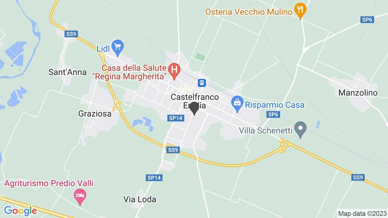 Chiesa di Santa Maria Assunta di Castelfranco Emilia