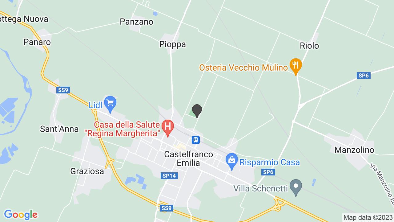 CIMITERO CASTELFRANCO EMILIA