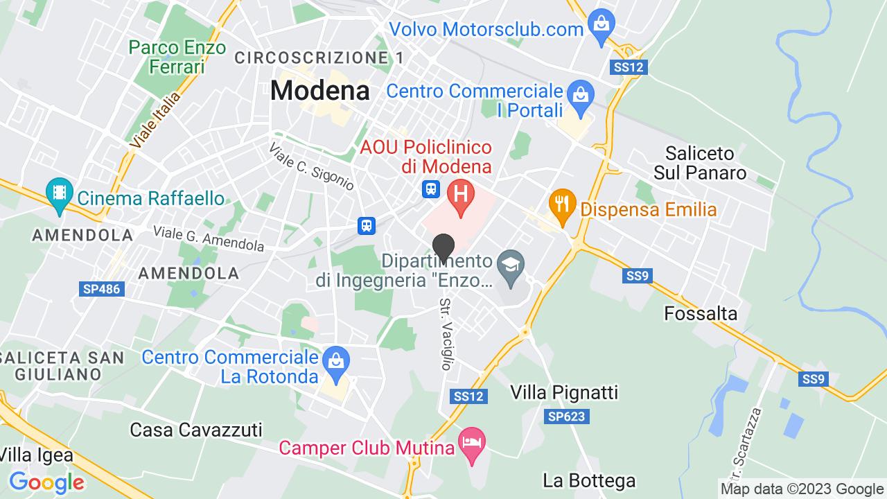 COMITATO HOSPICE MODENA-DIGNITA' PER LA VITA