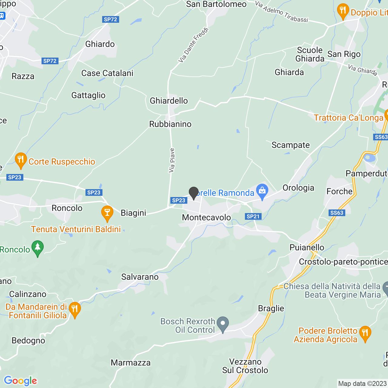 CIMITERO QUATTRO CASTELLA