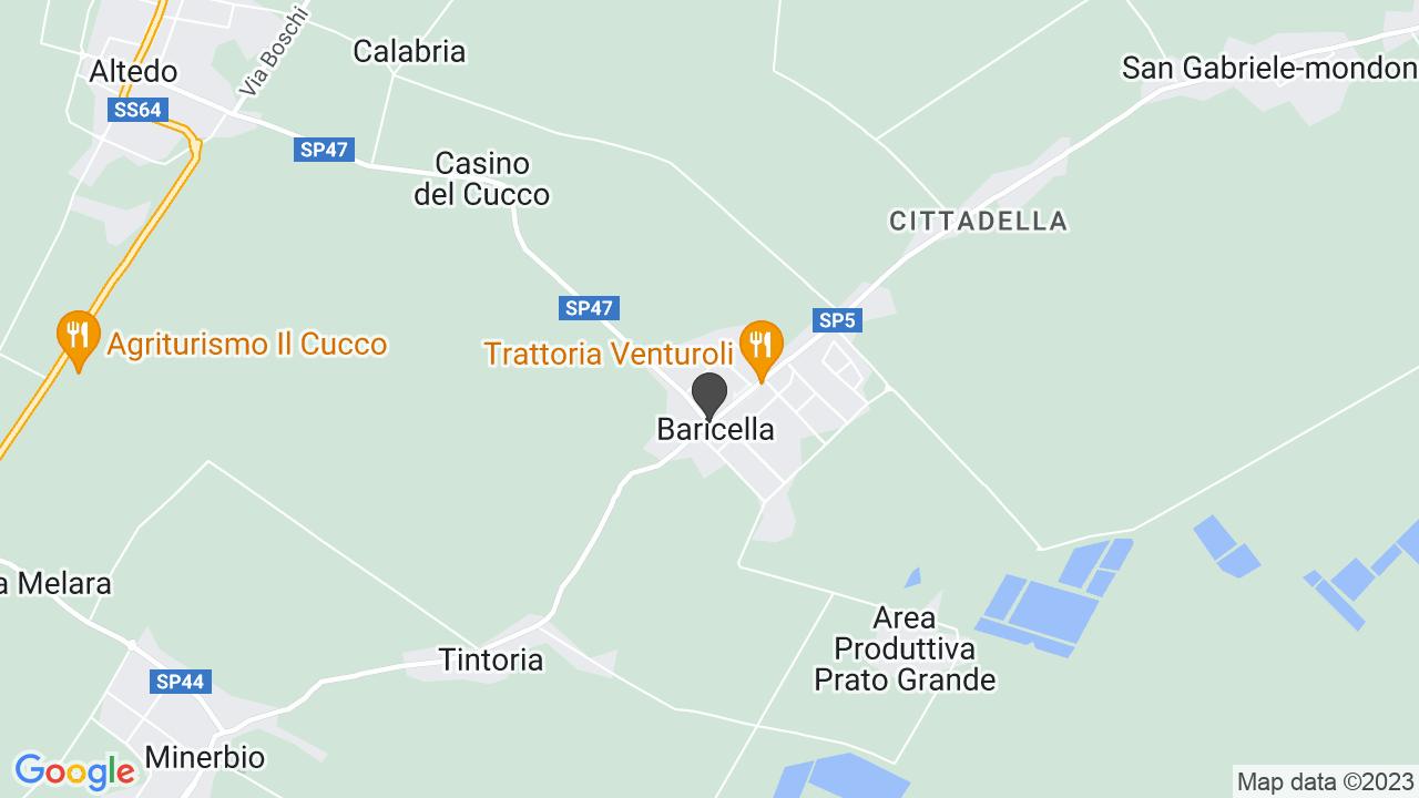 Chiesa di Santa Maria di Baricella