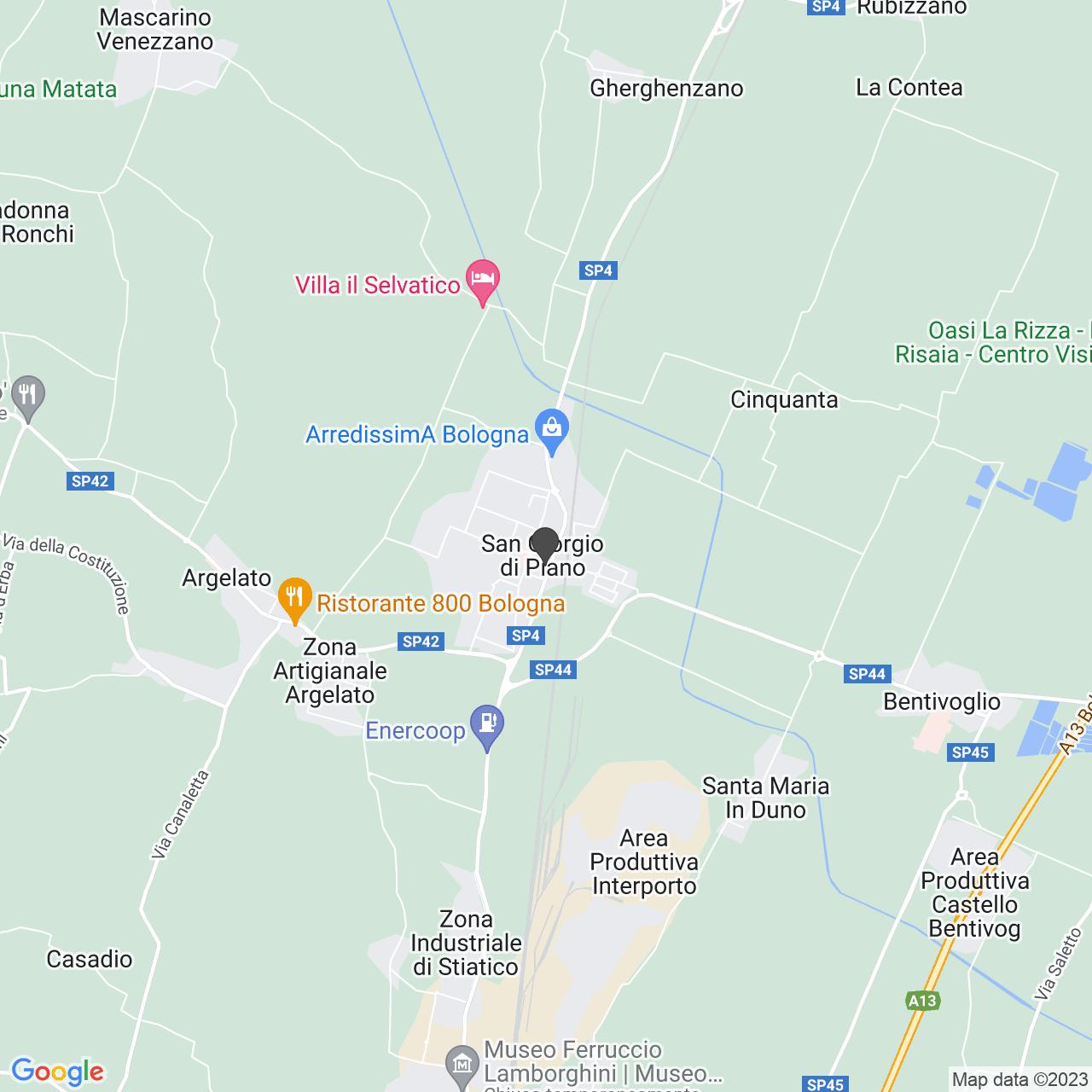 Chiesa dei Santi Vittore e Martino di Cinquanta