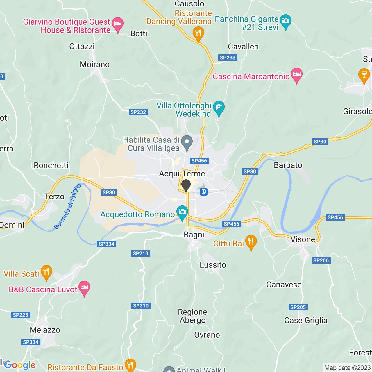 CROCE ROSSA ITALIANA COMITATO LOCALE DI ACQUI TERME ODV