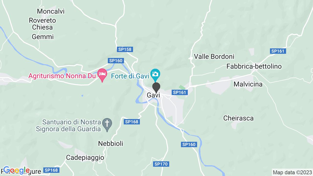 CROCE ROSSA ITALIANA - COMITATO DI GAVI - ORGANIZZAZIONE DI VOLONTARIATO
