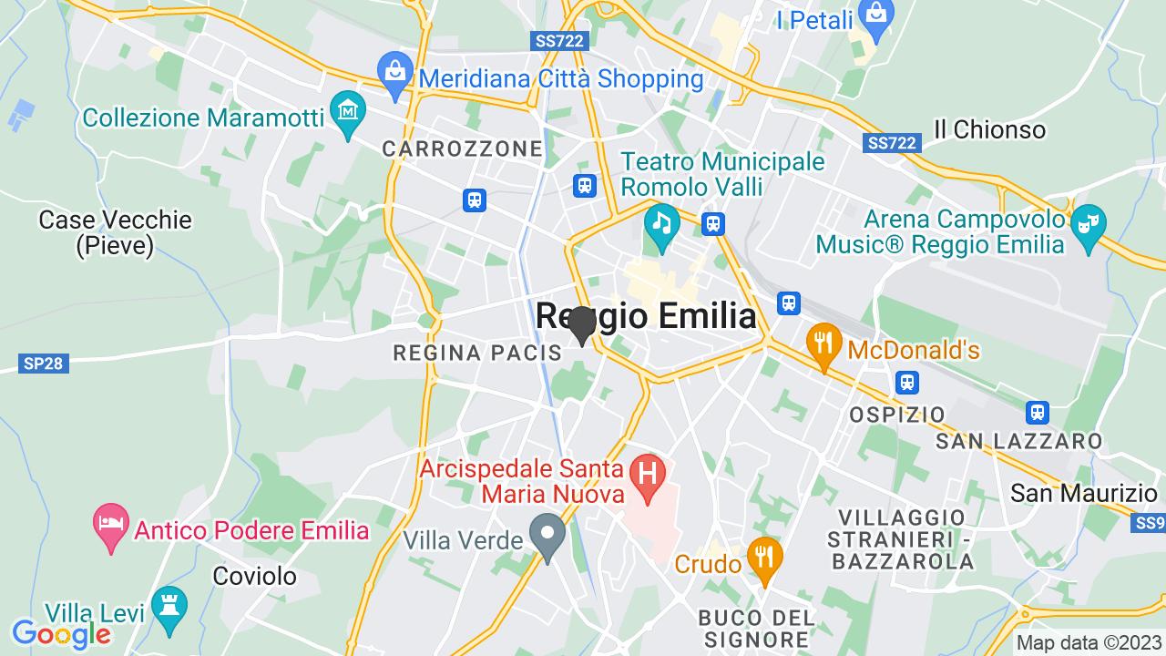 Via Beretti S. REGGIO EMILIA (RE)