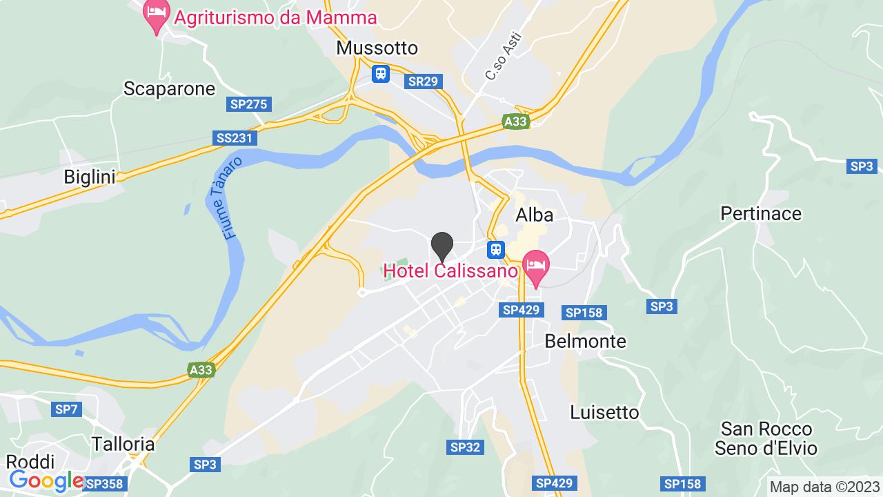 CROCE ROSSA ITALIANA - COMITATO DI ALBA - ODV