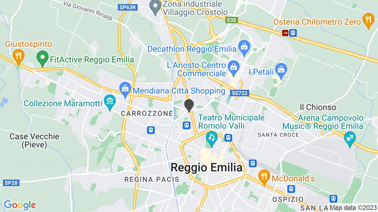Via Della Chiesa  (RE)