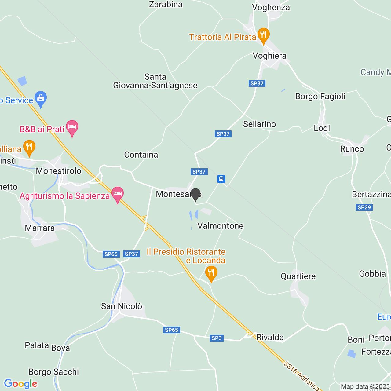 FONDAZIONE GIUSEPPINA E SCIPIONE CROCI ONLUS