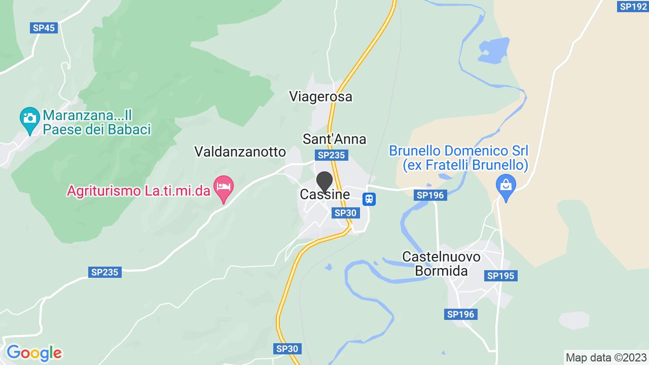CIMITERO CASSINE