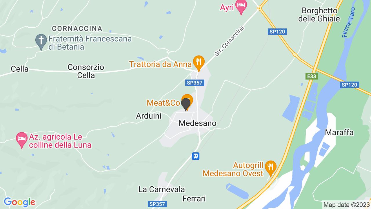 CROCE ROSSA ITALIANA-COMITATO DI MEDESANO-ORGANIZZAZIONE DI VOLONTARIATO