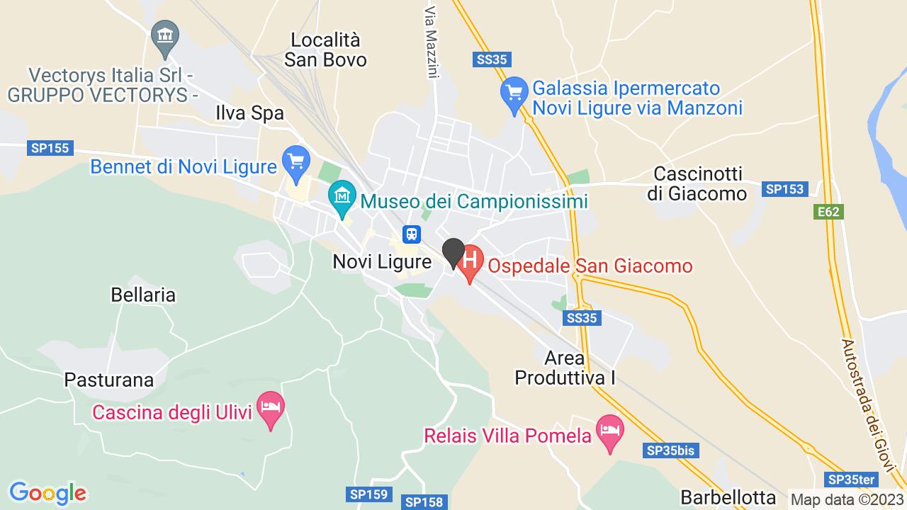 CROCE ROSSA ITALIANA COMITATO LOCALE DI NOVI LIGURE
