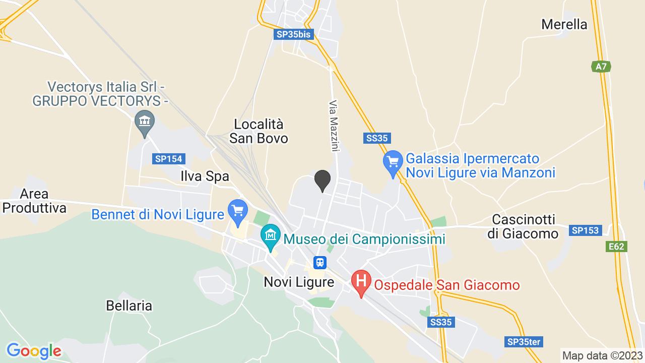 ASSOCIAZIONE ITALIANA ASSISTENZA SPASTICI (A.I.A.S.) SEZIONE DI NOVI LIGURE