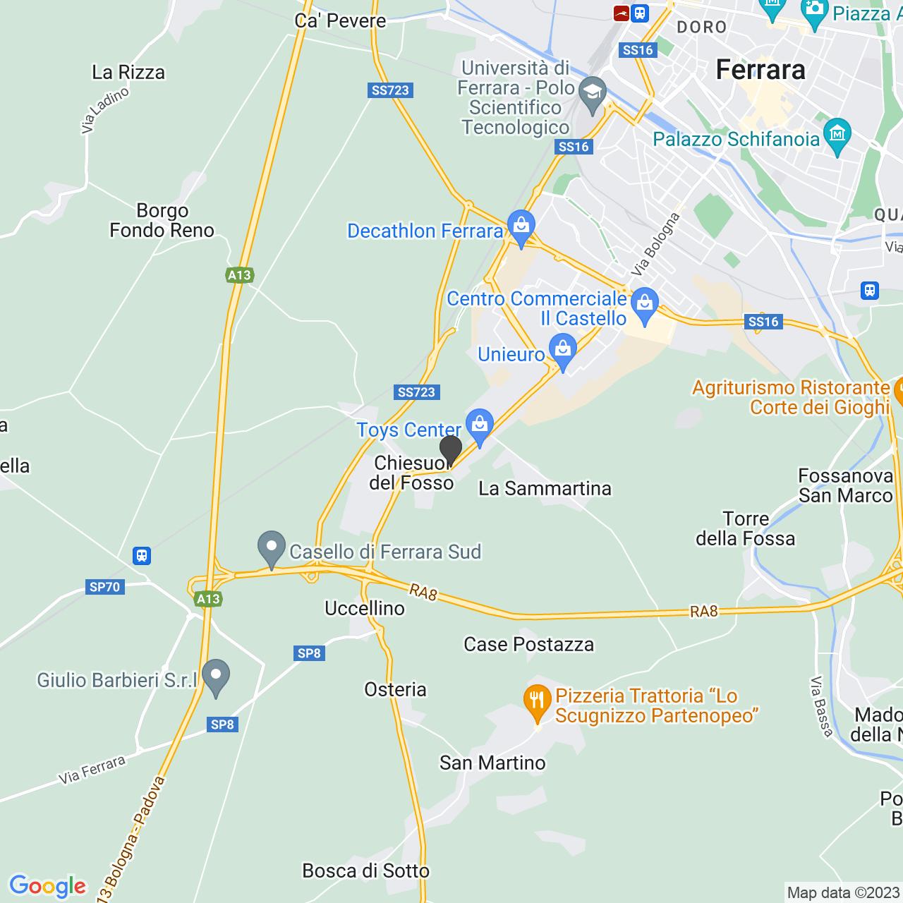 Chiesa dei Santi Cosma e Damiano di Pegola