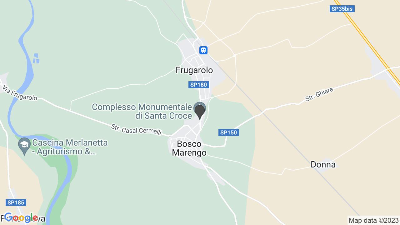 ASSOCIAZIONE SANTA CROCE IN BOSCO MARENGO ONLUS