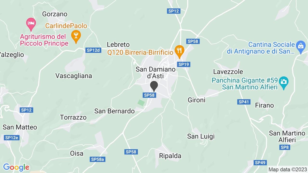 CROCE ROSSA ITALIANA - COMITATO DI SAN DAMIANO D'ASTI - ORGANIZZAZIONE DI VOLONTARIATO