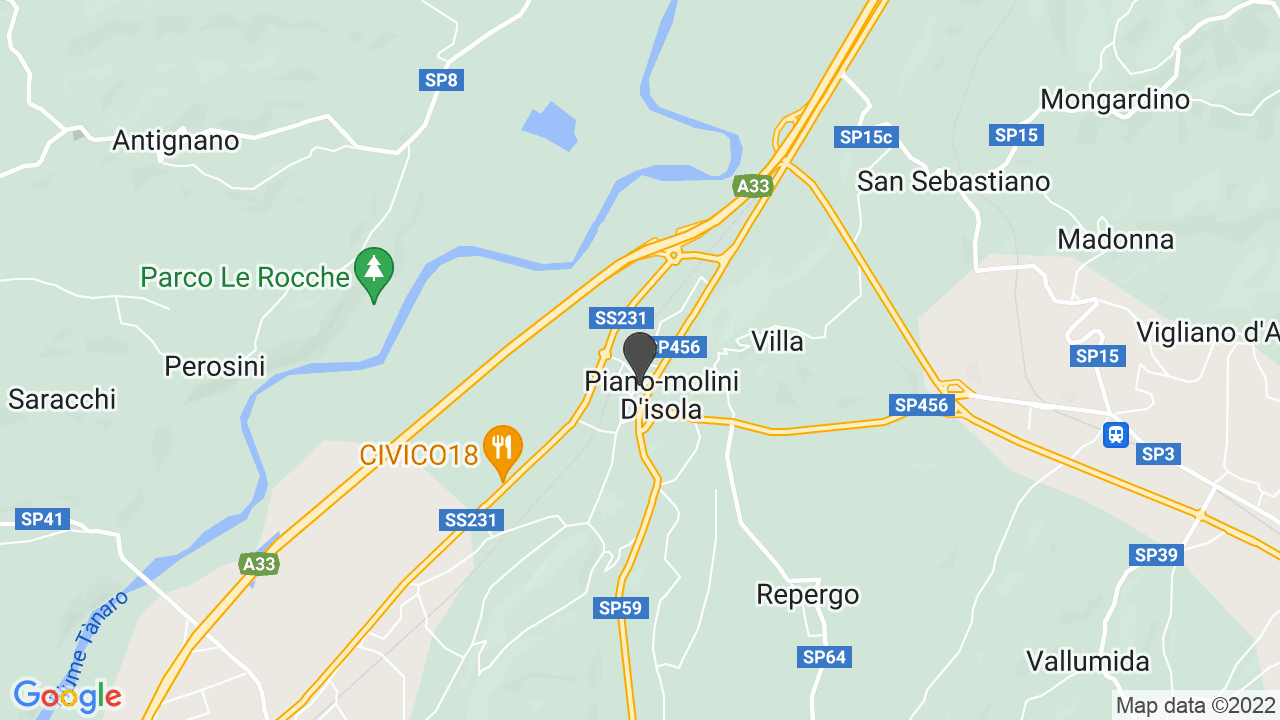 CROCE ROSSA ITALIANA COMITATO LOCALE DI ISOLA D'ASTI
