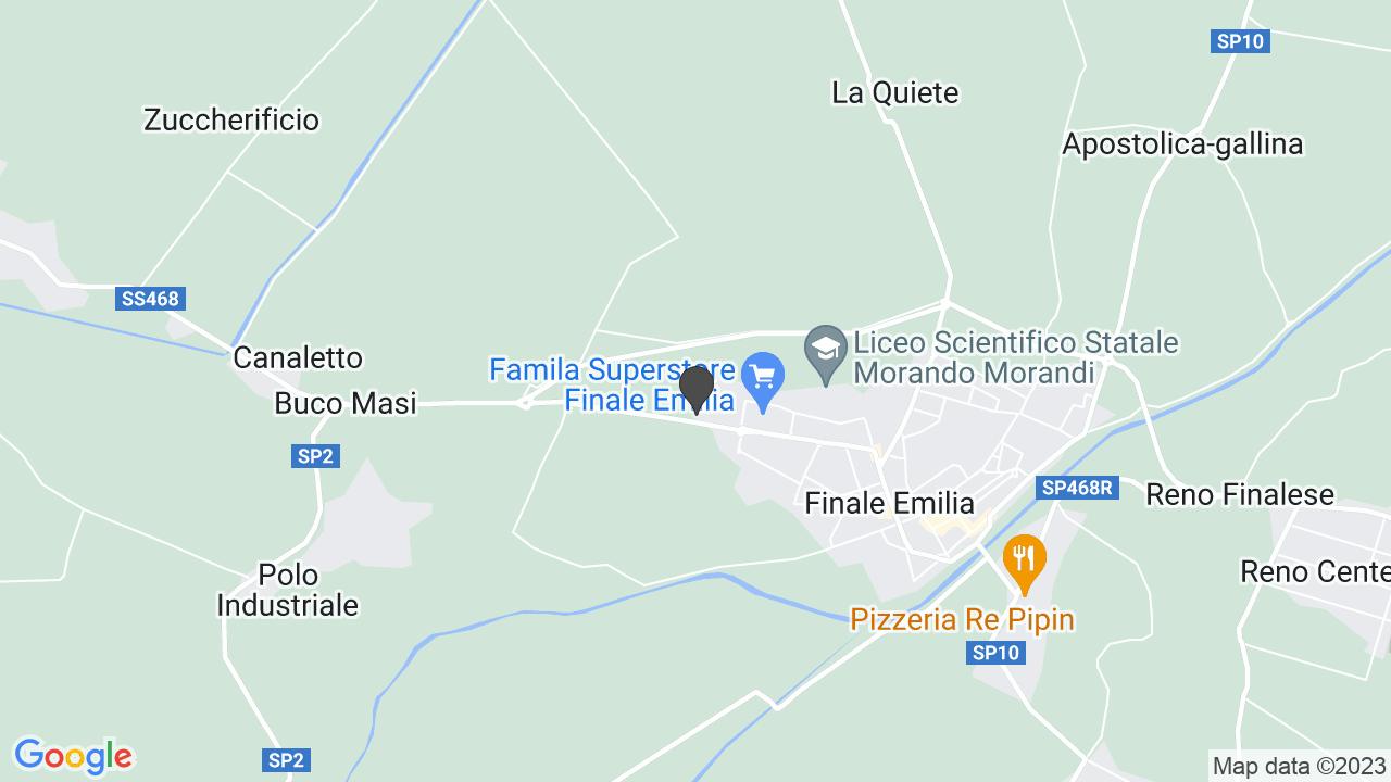 CROCE ROSSA ITALIANA - COMITATO DI FINALE EMILIA - ORGANIZZAZIONE DI VOLONTARIATO