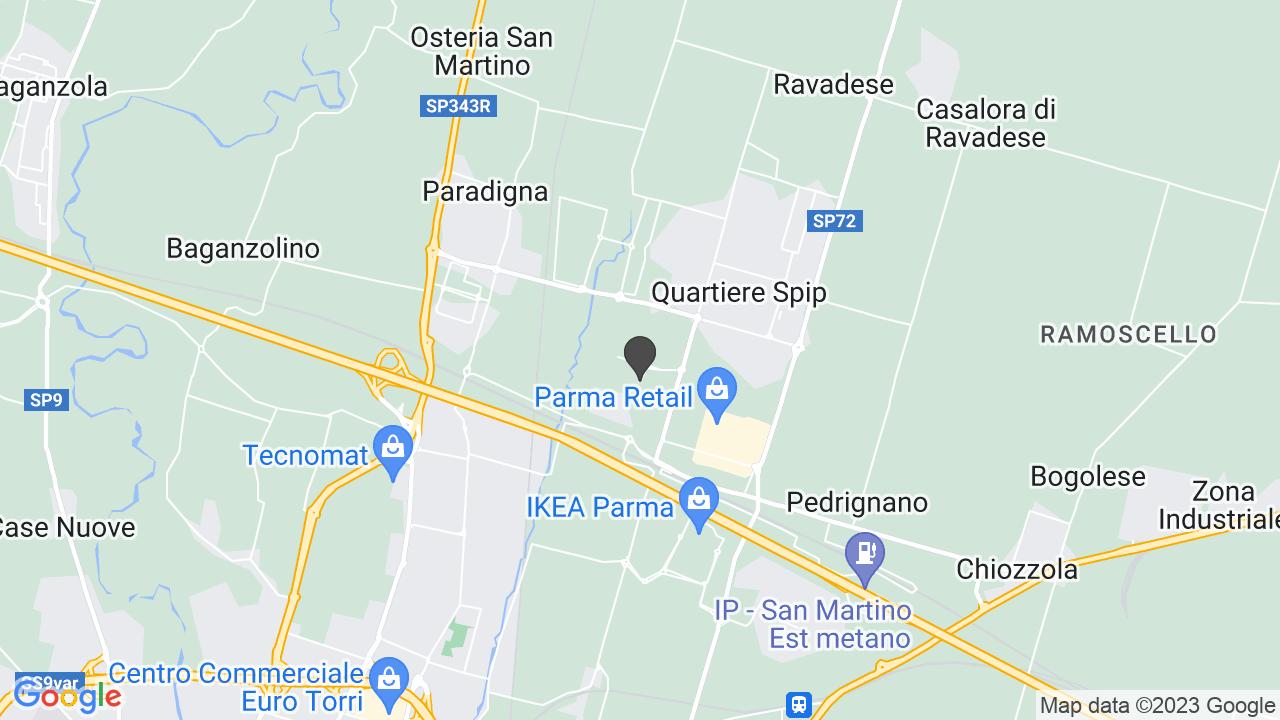 Strada Della Lupa  (PR)