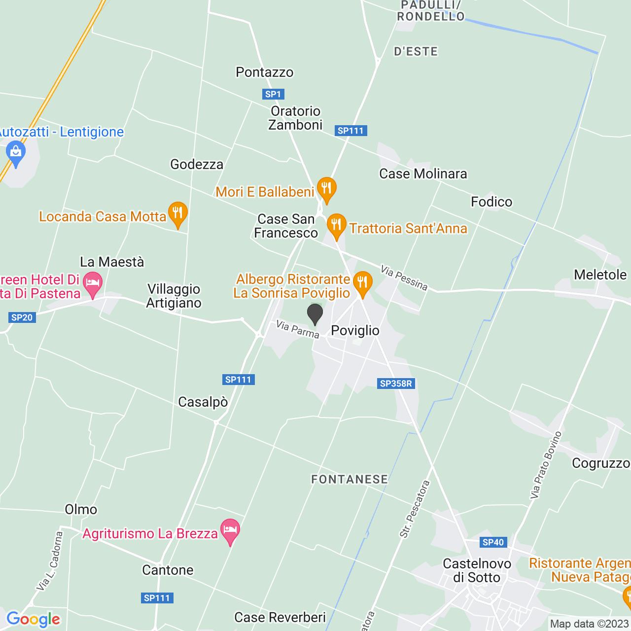 CIMITERO CASTELNOVO DI SOTTO