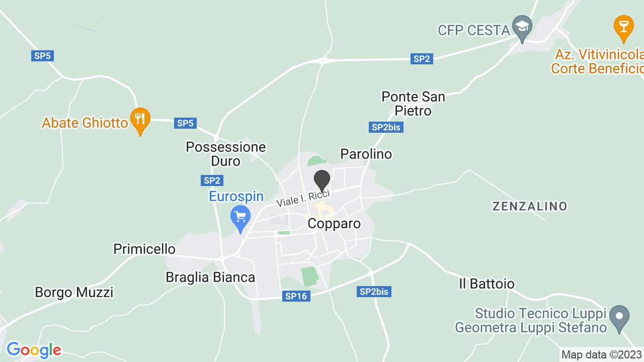 CIMITERO COPPARO