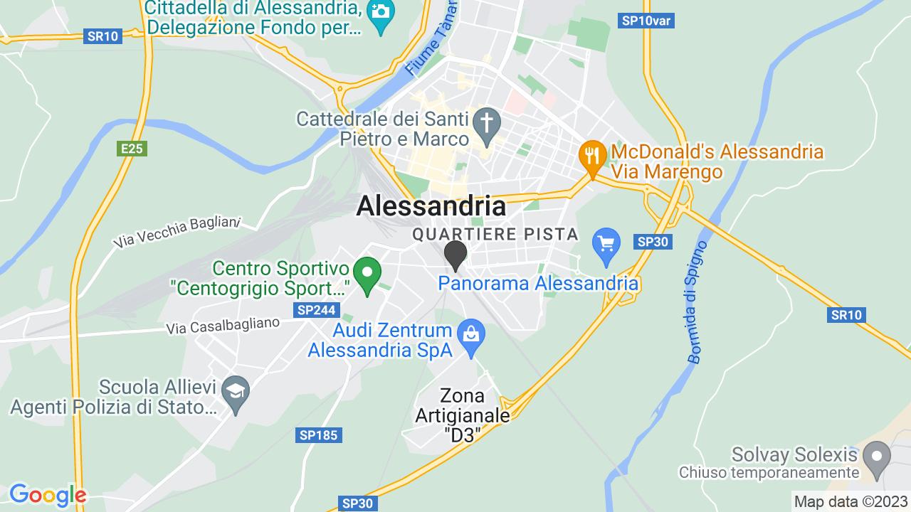 IL SOLE DENTRO DI ALESSANDRIA ONLUS