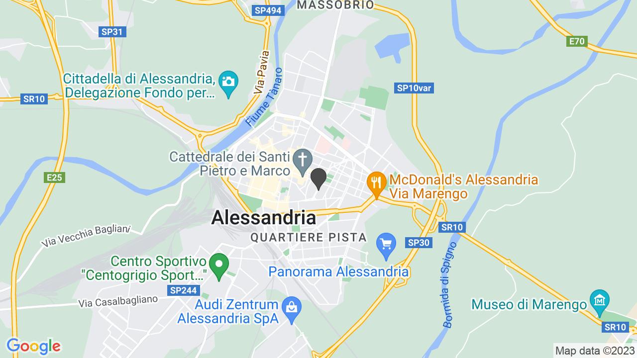 CROCE ROSSA ITALIANA - COMITATO DI ALESSANDRIA ORGANIZZAZIONE DI VOLONTARIATO