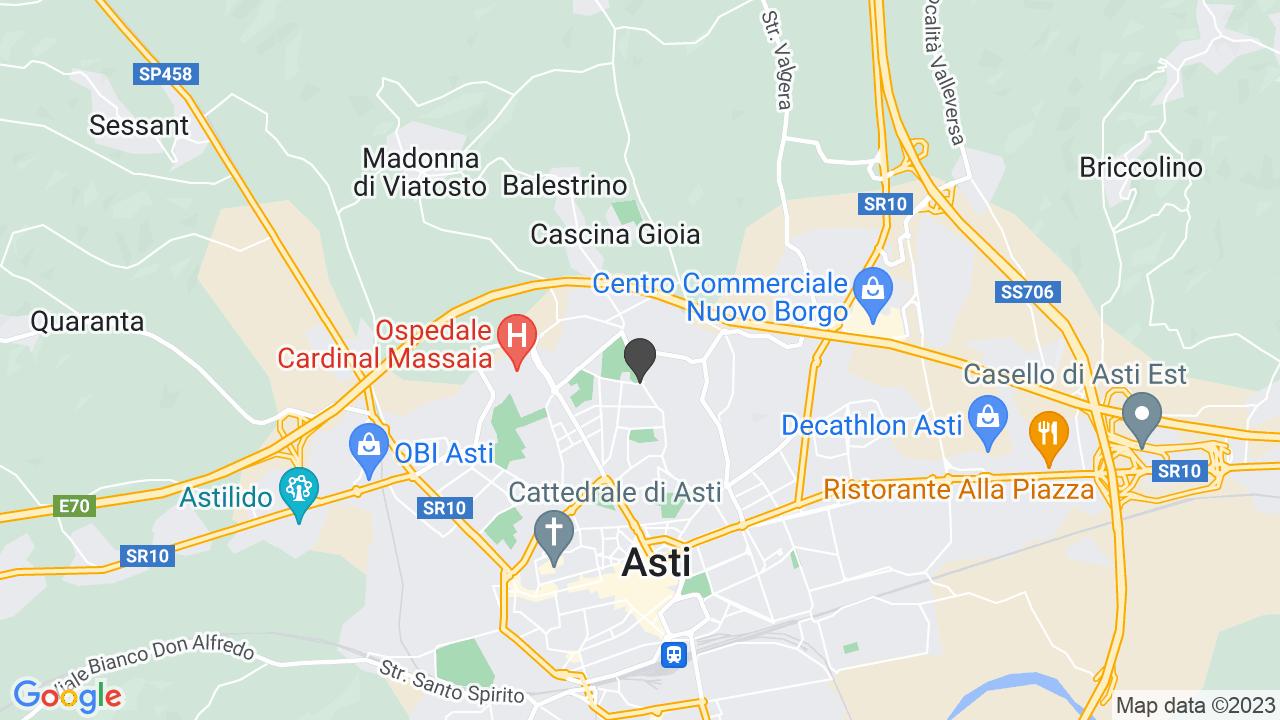 CROCE ROSSA ITALIANA - COMITATO DI ASTI - ORGANIZZAZIONE DI VOLONTARIATO