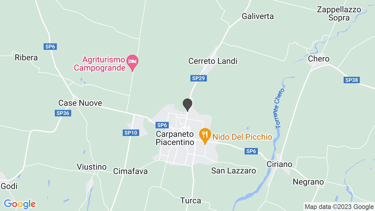 CIMITERO CARPANETO PIACENTINO