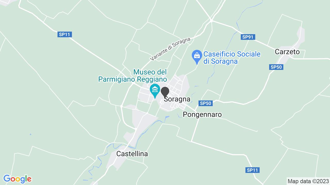 CROCE ROSSA ITALIANA - COMITATO DI SORAGNA - ORGANIZZAZIONE DI VOLONTARIATO