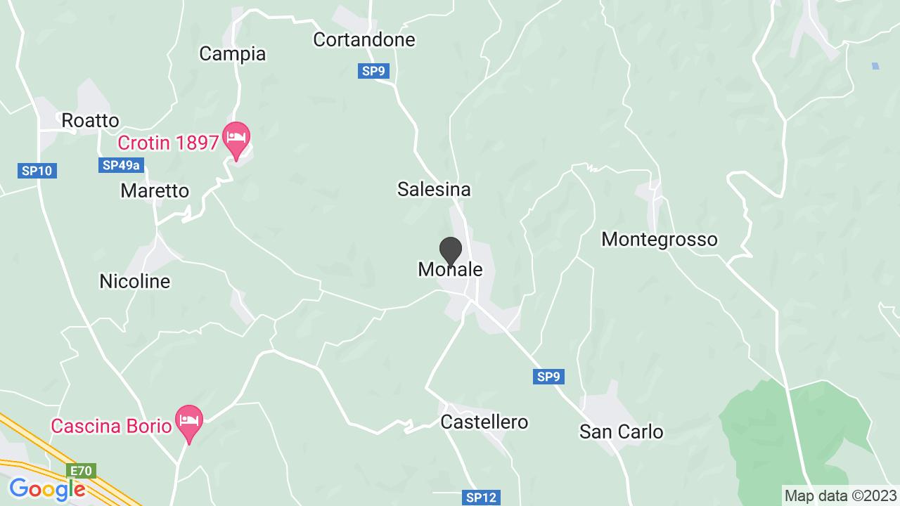 CROCE ROSSA ITALIANA - COMITATO DI MONALE - ORGANIZZAZIONE DI VOLONTARIATO