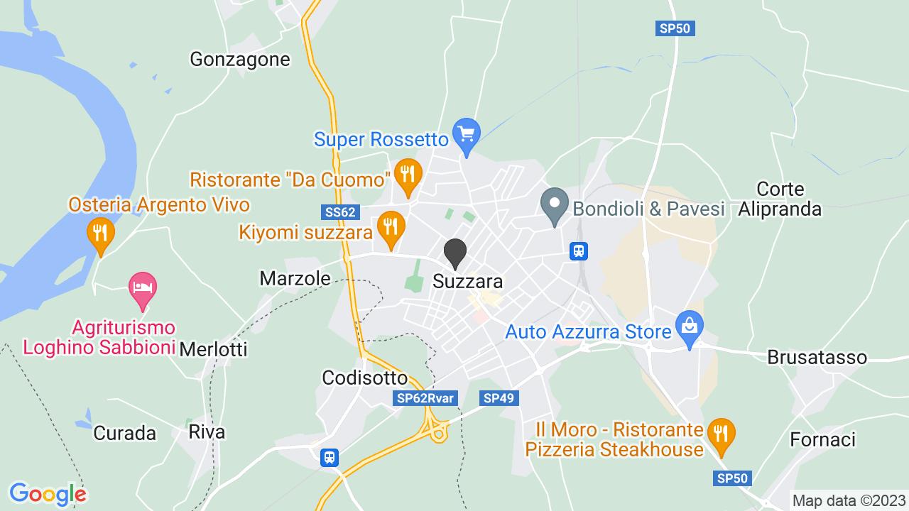 CIMITERO SUZZARA