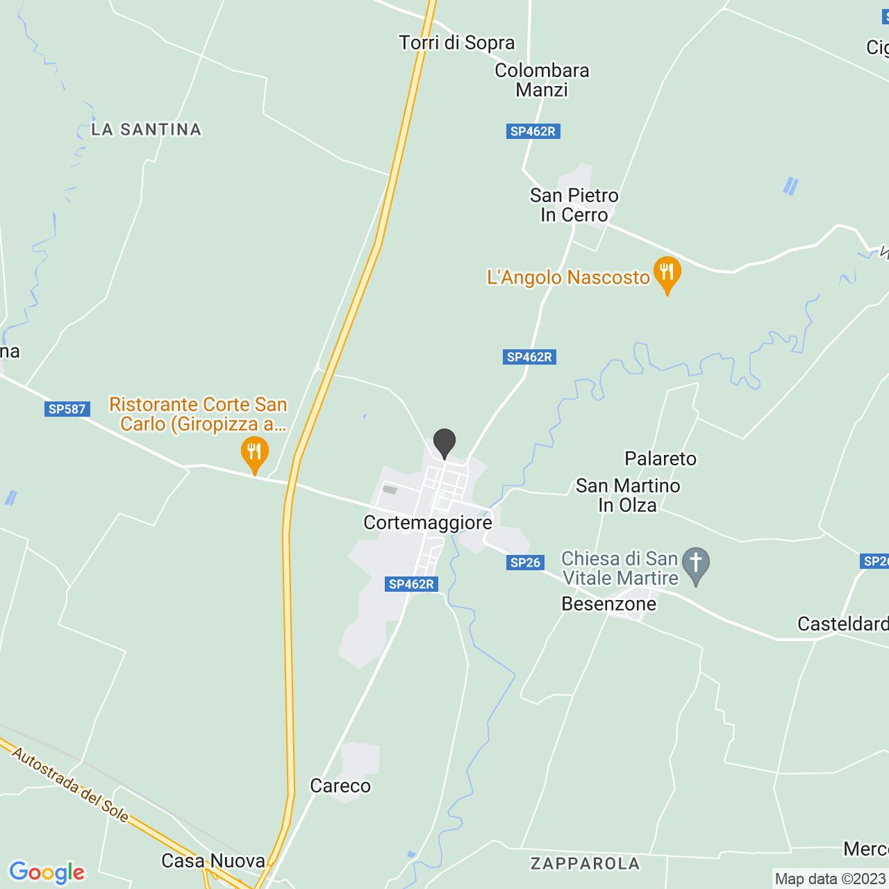 CIMITERO CORTEMAGGIORE