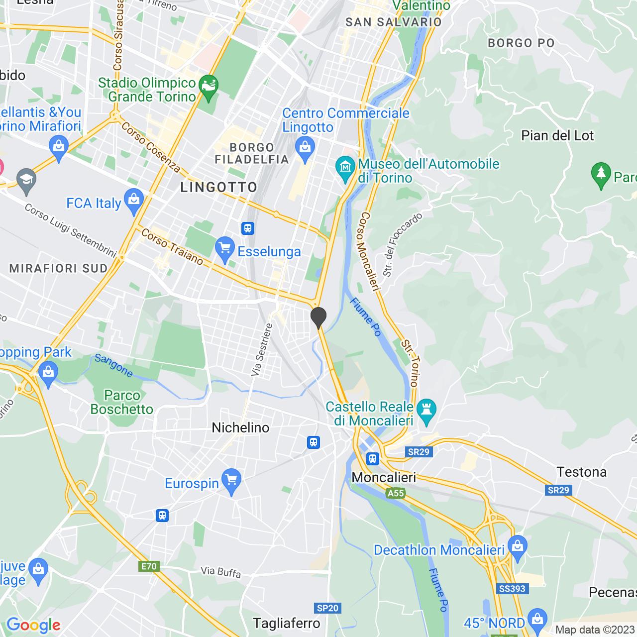 CROCE ROSSA ITALIANA - COMITATO DI MONCALIERI - ORGANIZZAZIONE DI VOLONTARIATO