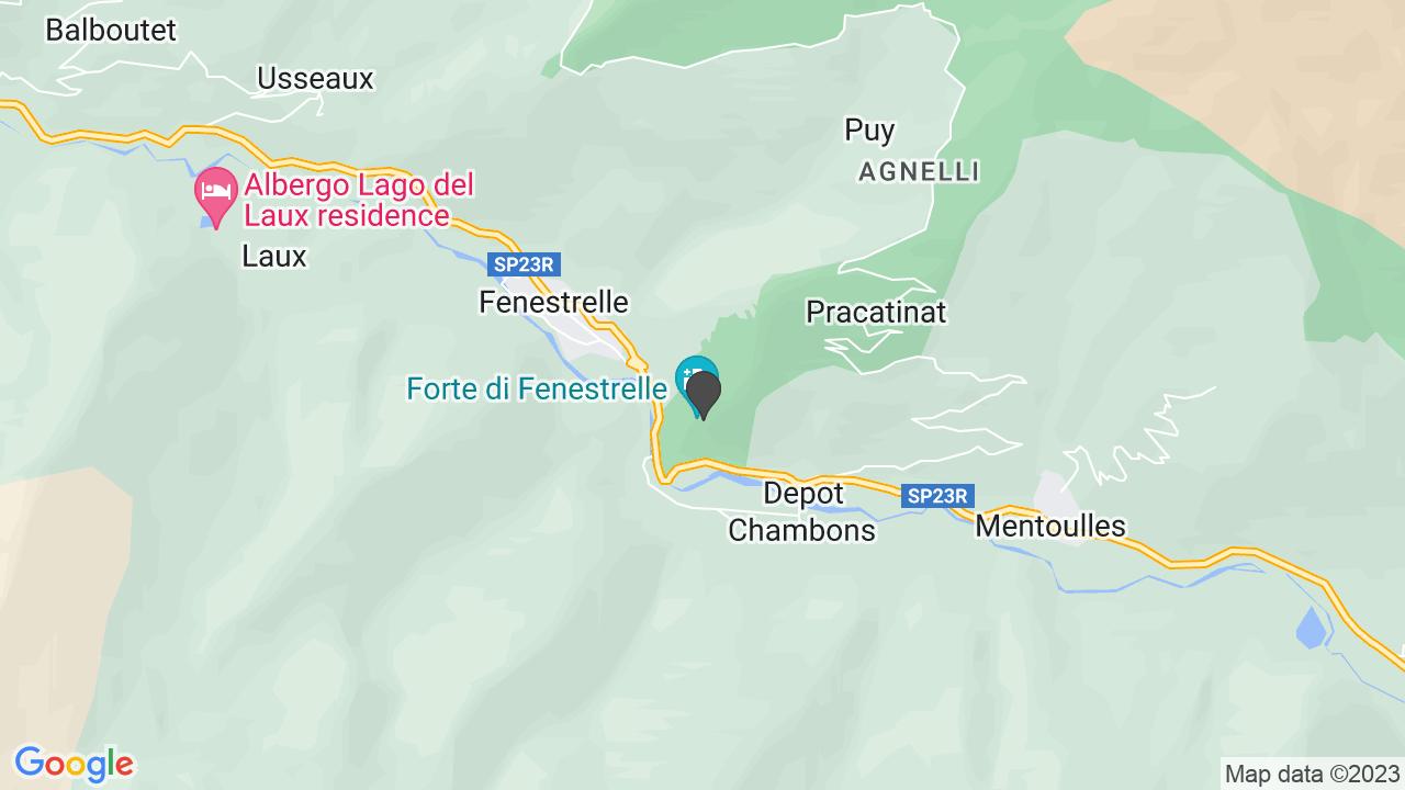 ASSOCIAZIONE PROGETTO S. CARLO FORTE DI FENESTRELLE - ONLUS