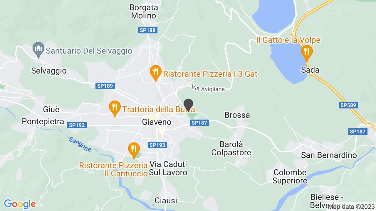 CIMITERO GIAVENO