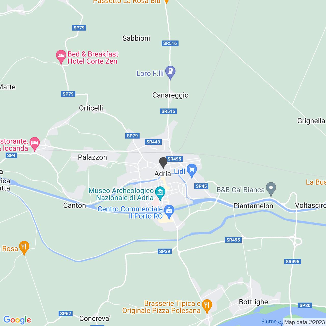 Palazzo Vescovile di Adria