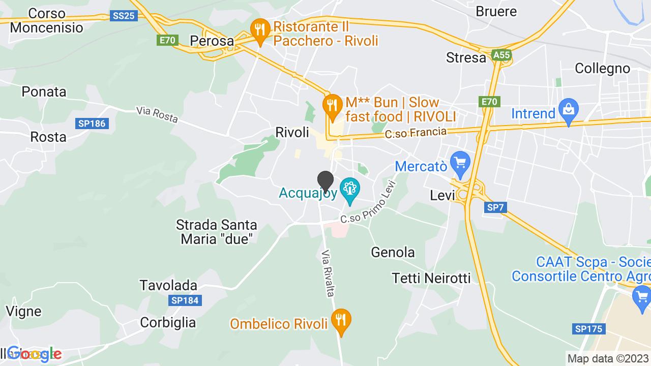 CROCE ROSSA ITALIANA COMITATO LOCALE DI RIVOLI