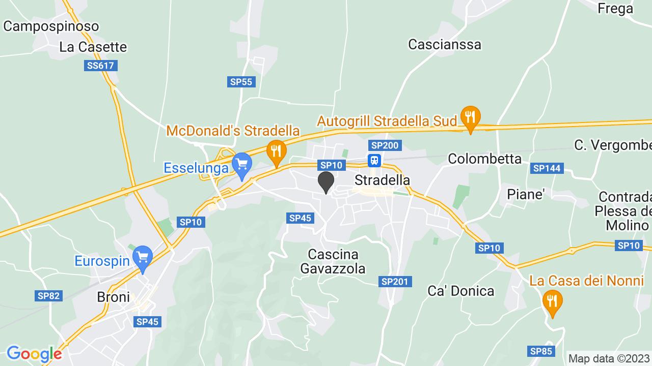ANFFAS ONLUS BRONI - STRADELLA