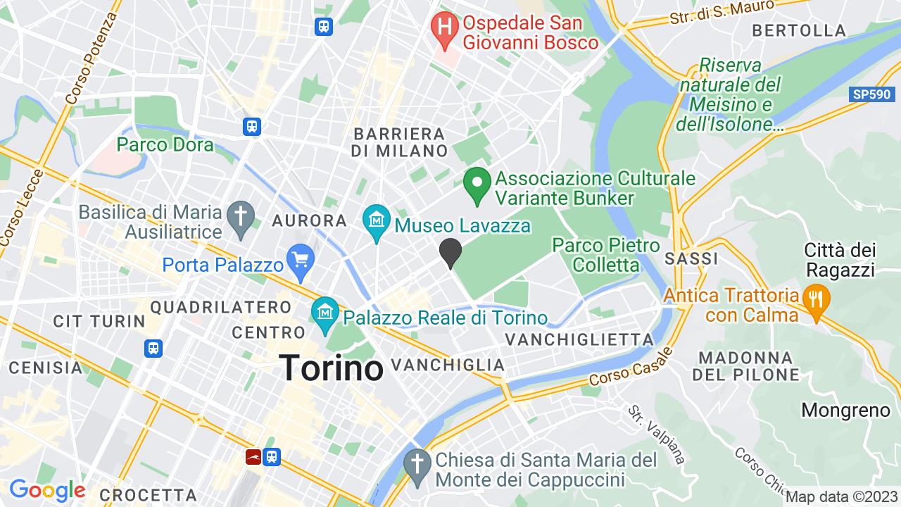 CIMITERO MONUMENTALE - TORINO NORD TORINO