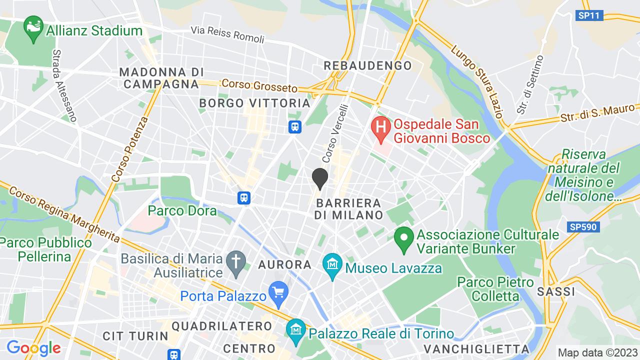 Chiesa Battista di Torino Via Elvo