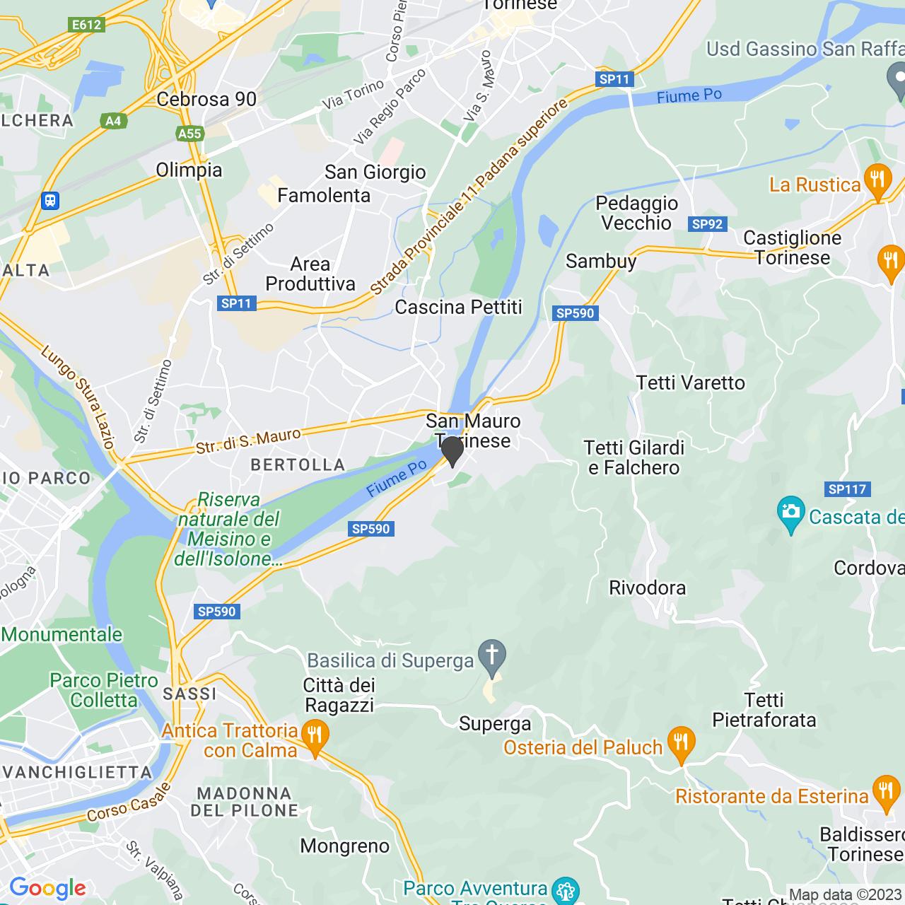 CIMITERO SAN MAURO TORINESE