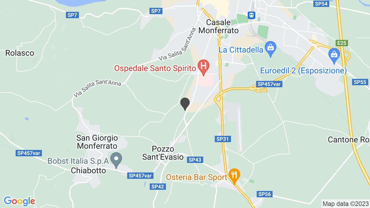 CROCE ROSSA ITALIANA - COMITATO DI CASALE MONFERRATO - ORGANIZZAZIONE DI VOLONTARIATO