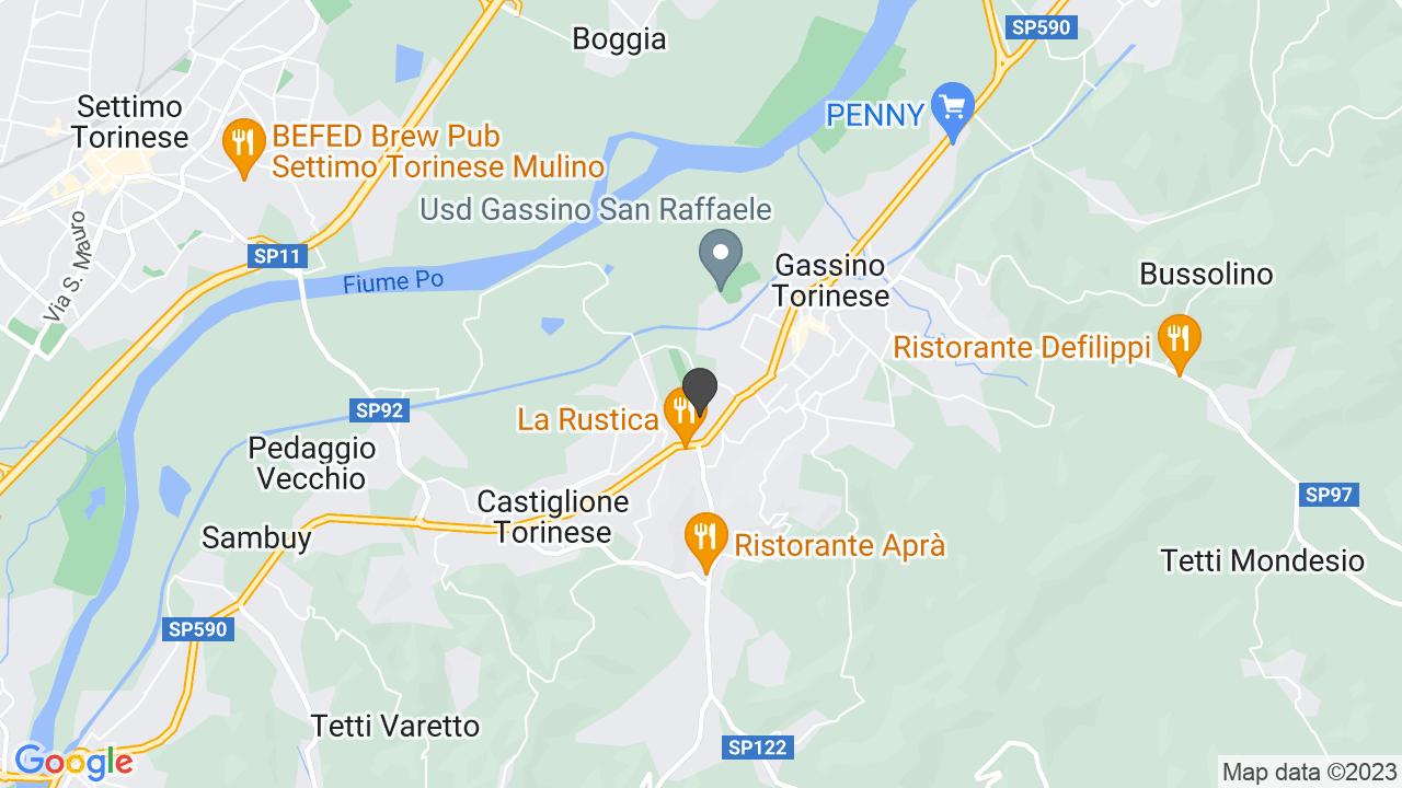 CIMITERO CASTIGLIONE TORINESE