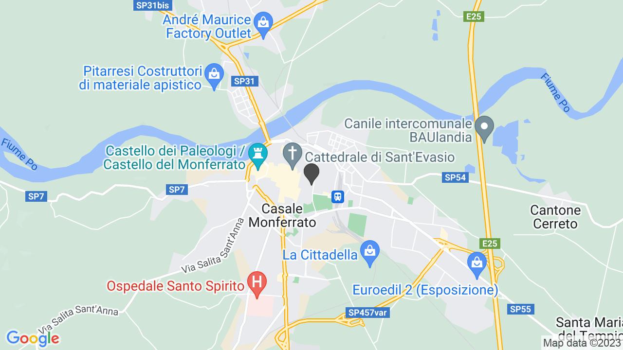 FONDAZIONE CASA DI RIPOSO E DI RICOVEDRO DI CASALE MONFERRATO