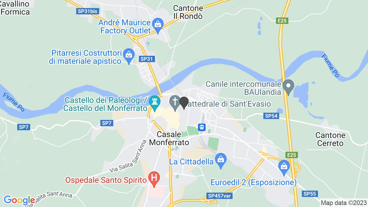 CENTRO MISSIONARIO CASALESE DIOCESANO ONLUS