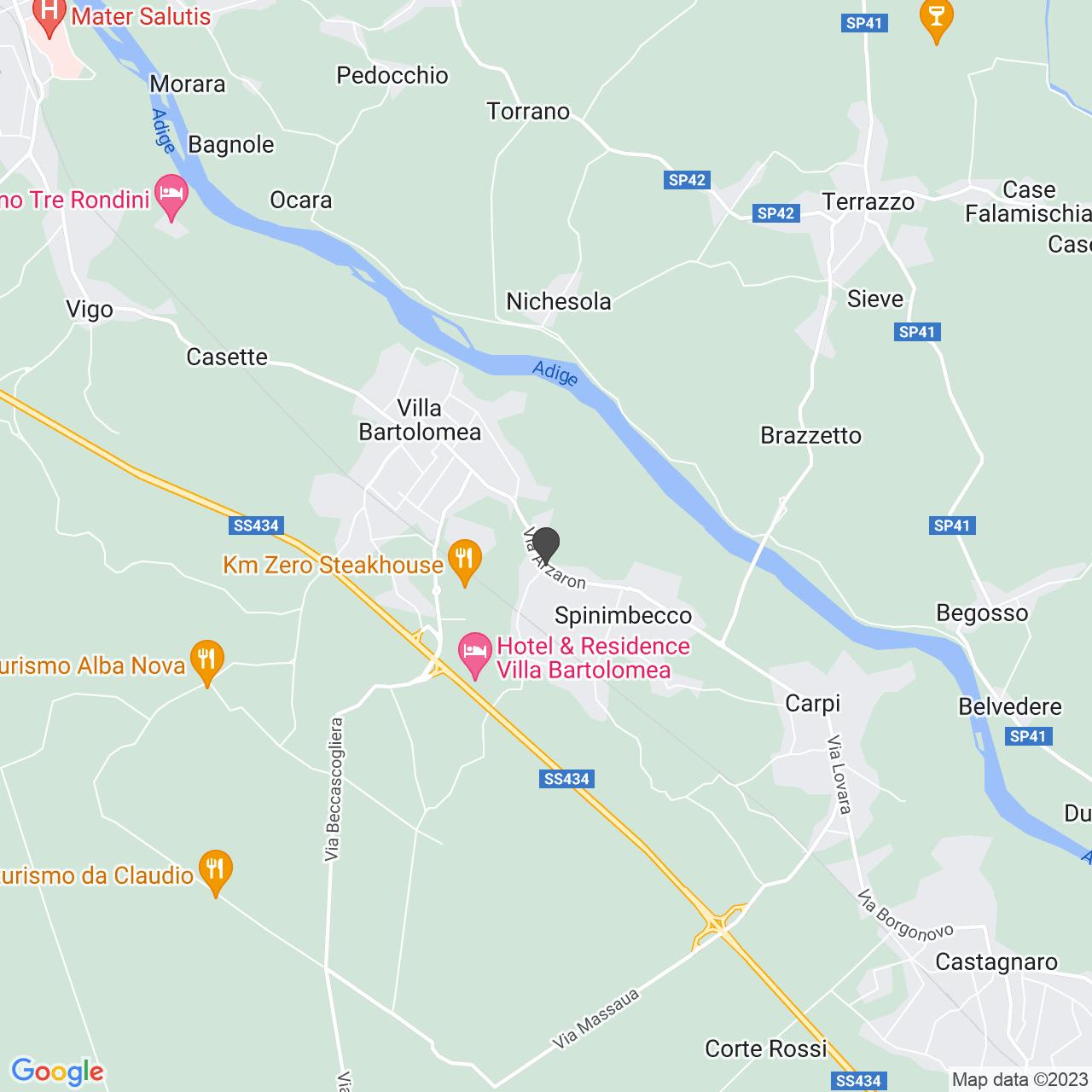 CIMITERO VILLA BARTOLOMEA